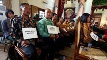 Penampakan Kursi Khusus Setya Novanto di Pernikahan Kahiyang-Bobby