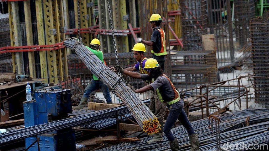 Negara-negara Ini Bangun Infrastruktur Pakai Utang, Akhirnya ...