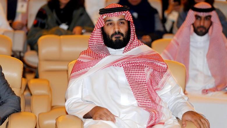 Putra Mahkota Arab Saudi Tuding Iran Lakukan Agresi Militer