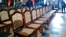 Kursi Rotan Sederhana untuk SBY hingga Boediono saat Jokowi Mantu