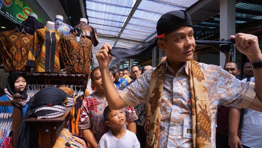 Jumlah Orang Miskin di Jateng Turun, Ganjar: Kita Keroyok Program