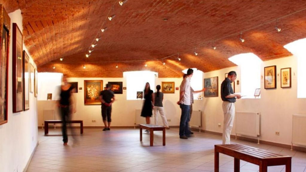 Foto: Ada Museum Lukisan Palsu