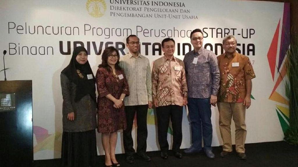 Universitas Indonesia Punya Program Gembleng Startup