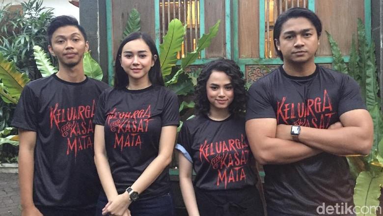 Keluarga Tak Kasat Mata Tayang 23 November 2017