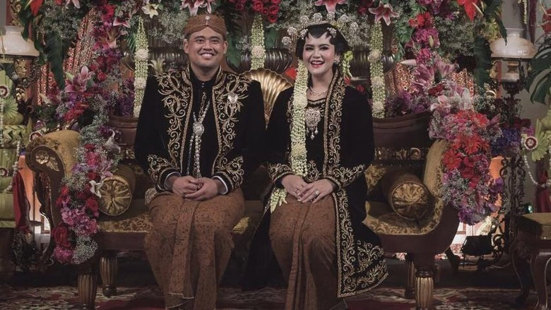 Sehari Setelah Menikah, Kahiyang dan Bobby Ngapain Saja Ya?