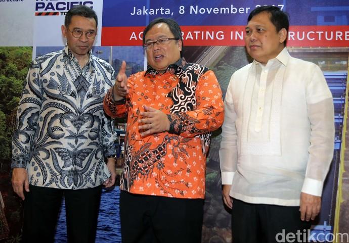 Perusahaan Filipina Akuisisi Saham Nusantara Infrastructure