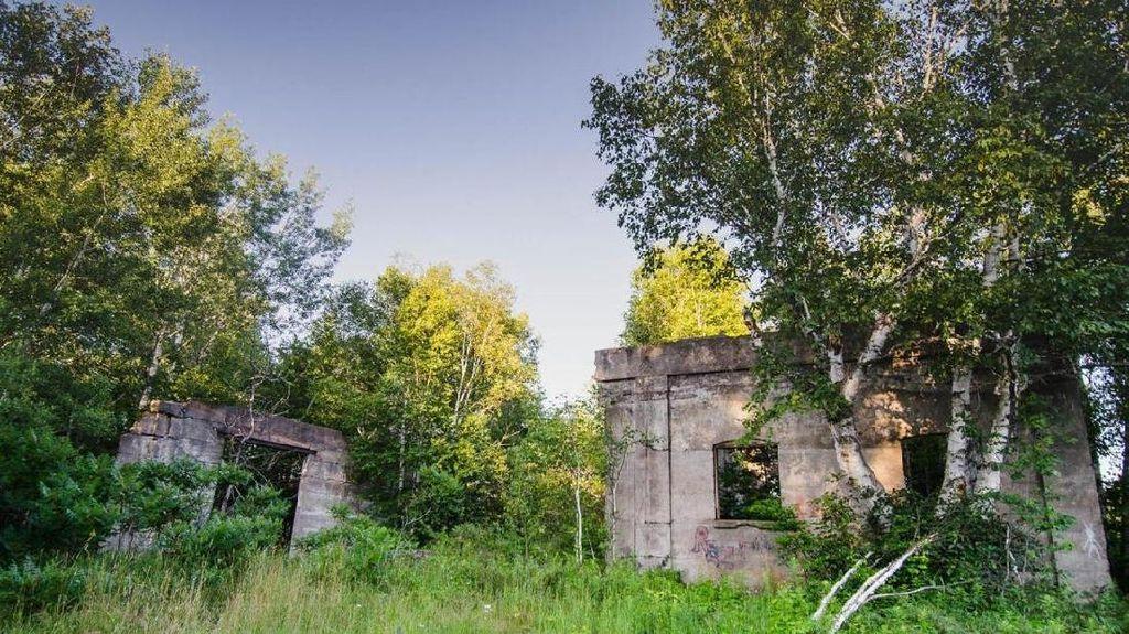 Kota Hantu yang Terlupakan di Kanada