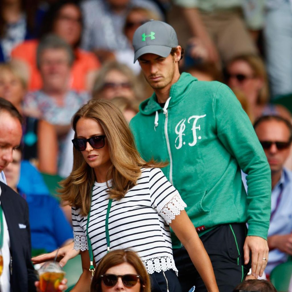 Andy Murray-Kim Sears Tambah Momongan