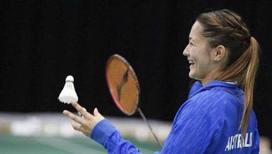 Member Girlband Lewat, Ini Bidadari Tercantik dari Arena Badminton