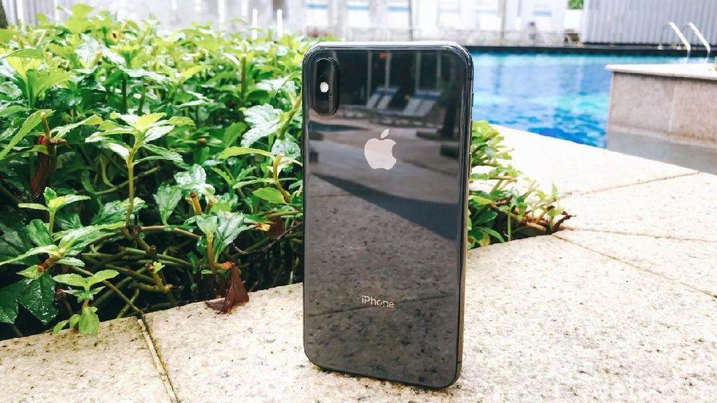 iPhone X Bikin Pangsa Pasar Smartphone Apple Naik