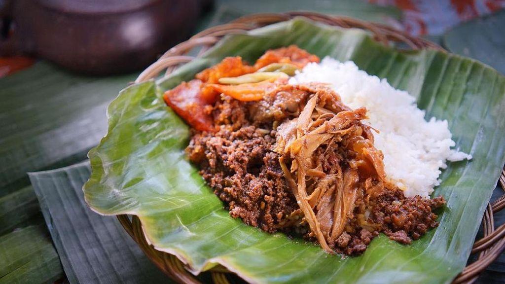 Manis Gurih Gudeg di Jakarta Selatan Ini, Cocok untuk Makan Siang!