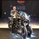 Valentino Rossi Kenalkan Motor-motor Terbaik Yamaha