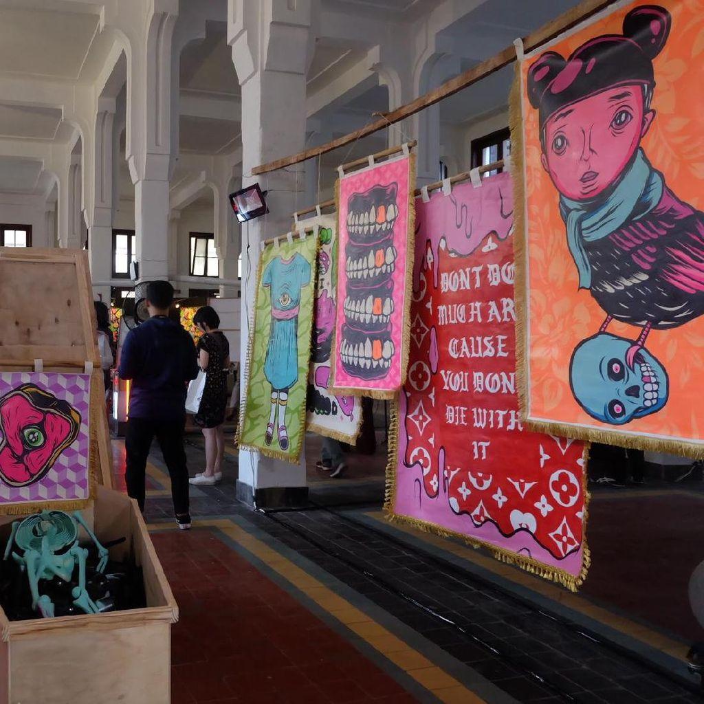 Kunjungi Artotel Week di Kota Tua, Kolaborasi Seni dan Musik
