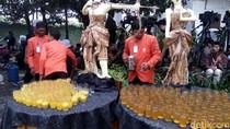 Tampilan Hidangan di Pernikahan Kahiyang dan Oleh-oleh Enak Khas Solo