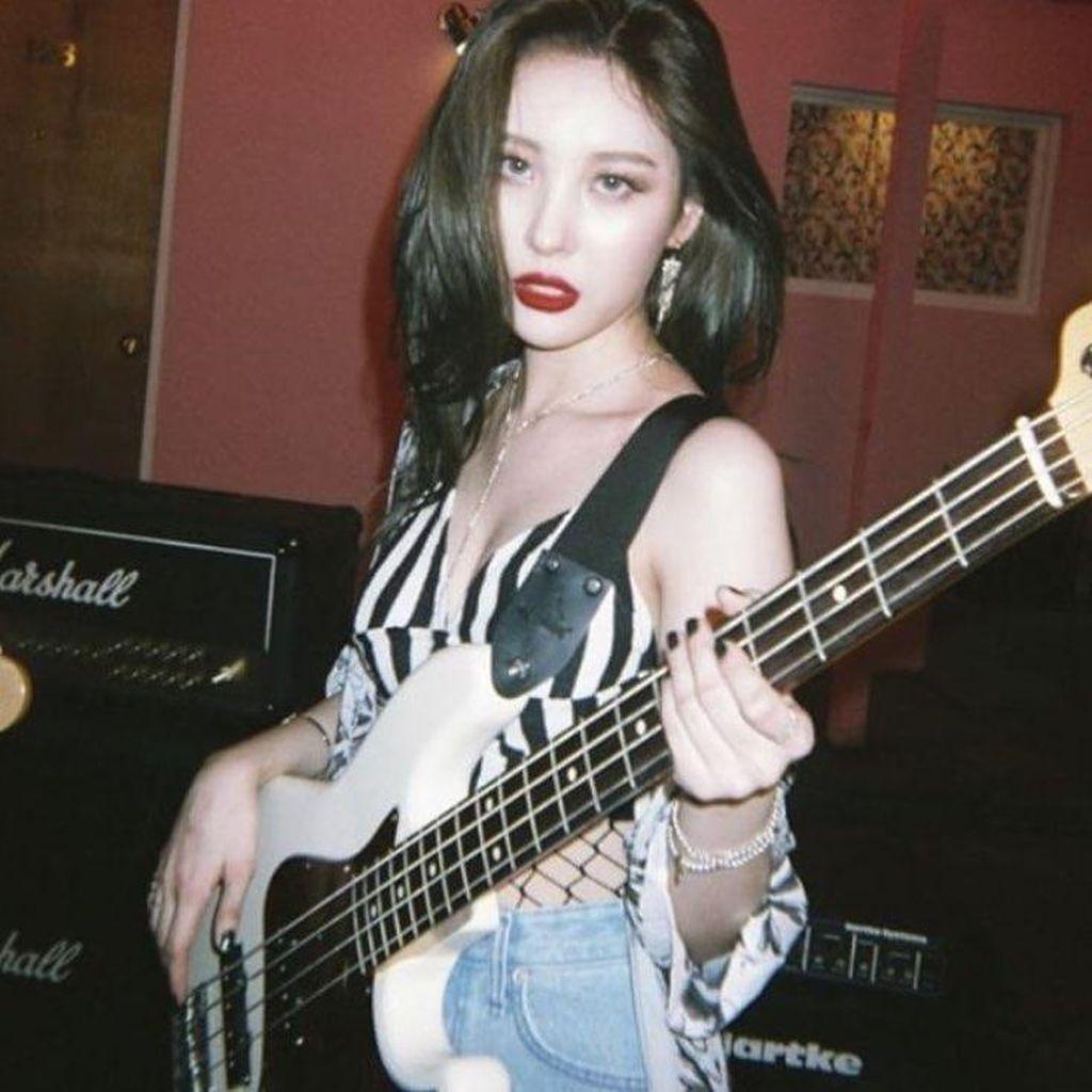 Sunmi Cantik Dan Menggoda di Teaser MV Heroine