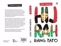 Fahd Pahdepie Rilis Buku 'Hijrah Bang Tato'