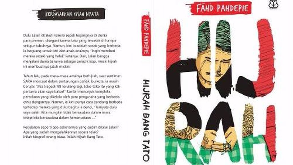 Fahd Pahdepie Luncurkan Hijrah Bang Tato Akhir Pekan Ini