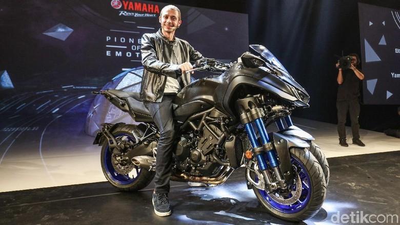Yamaha Beli Hak Paten Motor Roda 3 Asal Norwegia