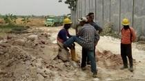 Ganggu Lingkungan, Pengurukan Lahan di Lamongan Diblokir Warga