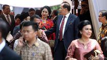 Cicipi Markobar di Pernikahan Kahiyang, Chairul Tanjung: Top!