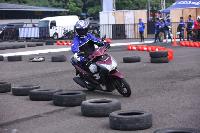 Mio S digunakan di final nasional Yamaha Goes to School Safety Riding Competition (Foto: dok Yamaha Indonesia)