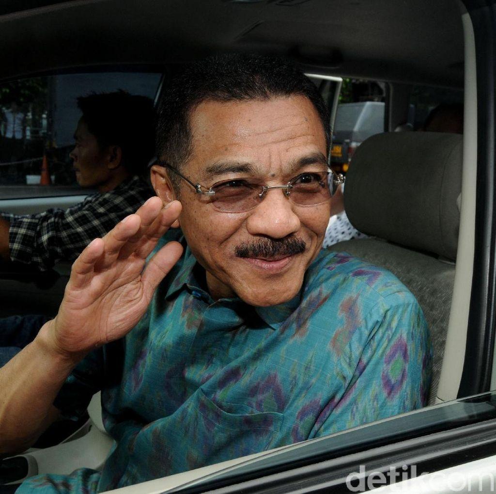 Gamawan Fauzi Mengaku Tak Kenal Ponakan Novanto