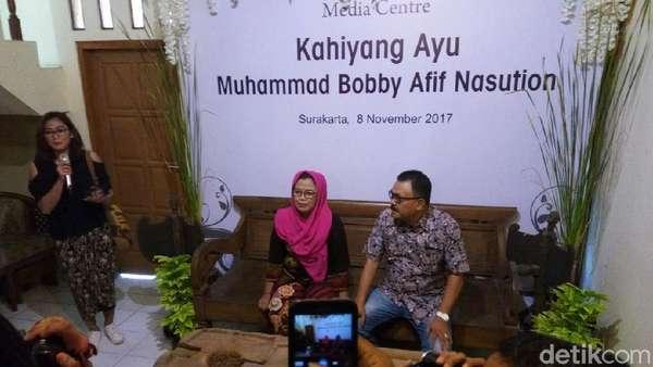 Keluarga Besan Jokowi: Terima Kasih Solo, Terima Kasih TNI-Polri