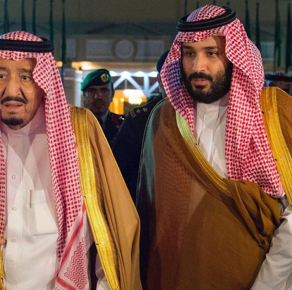Putra Mahkota Arab Saudi Bicara Soal Pemulihan Islam