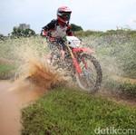 Kesan Pertama Motor Trail Honda CRF150L