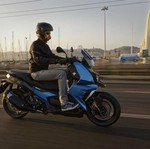 Skuter Bongsor BMW, Siap Tantang XMAX di Eropa