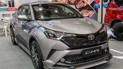 Toyota C-HR Sudah Bisa Dipesan di Malaysia