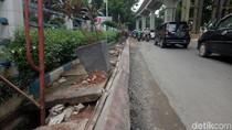 Ini Penjelasan Kepala Proyek LRT Palembang soal Jalan Rusak