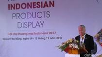 Kejar Transaksi Dagang US$ 10 Miliar, RI Genjot Promosi ke Vietnam