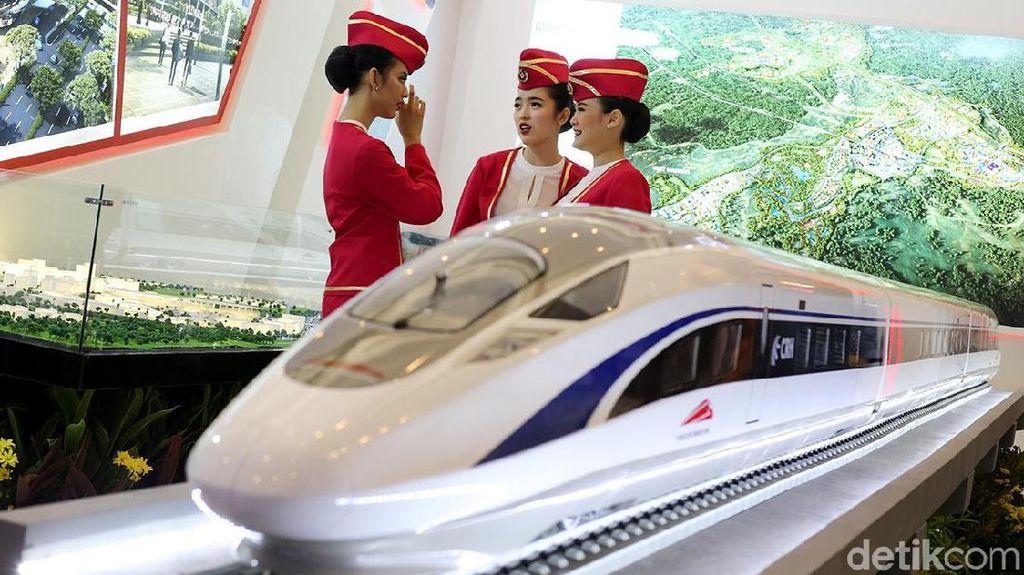Pemerintah Kirim Tim ke China Pastikan Pinjaman Kereta Cepat Cair