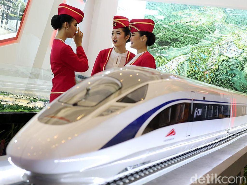Kredit China Belum Cair, Kontraktor Kereta Cepat Siapkan Rp 2,5 T