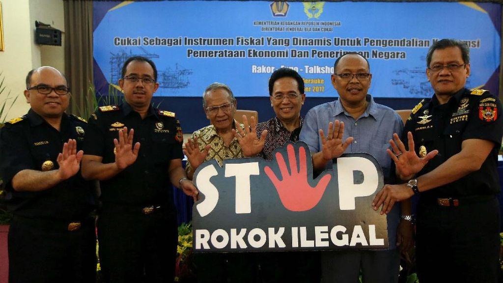 Kampanye Stop Rokok Ilegal