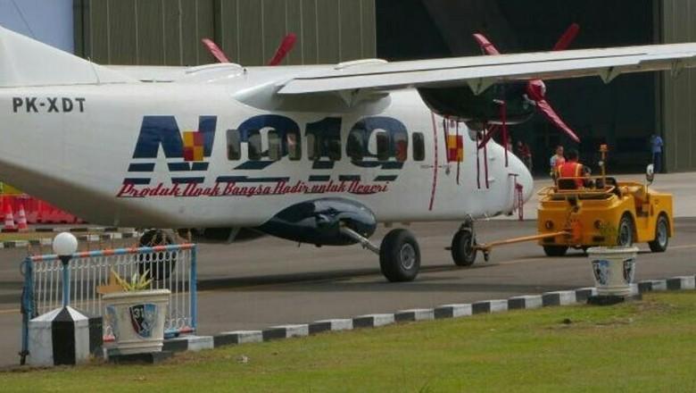 Setelah Dinamai oleh Jokowi, N219 Masih Harus Uji Terbang
