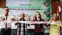 Selamatkan Hutan Tropis Pulau Siberut