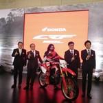 Ini Harga Motor Trail Honda 150cc Pesaing Kawasaki KLX 150