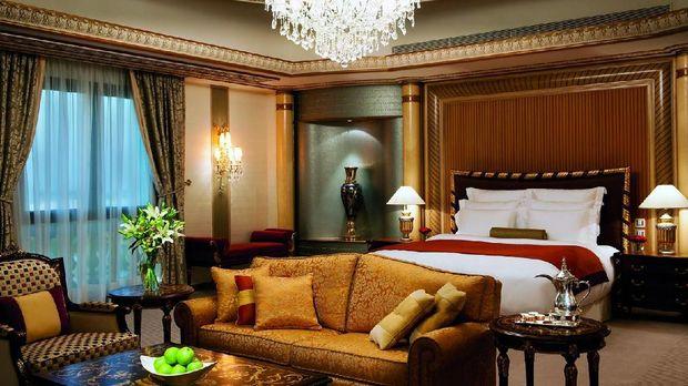 Kamar Royal Suite yang paling prestisius