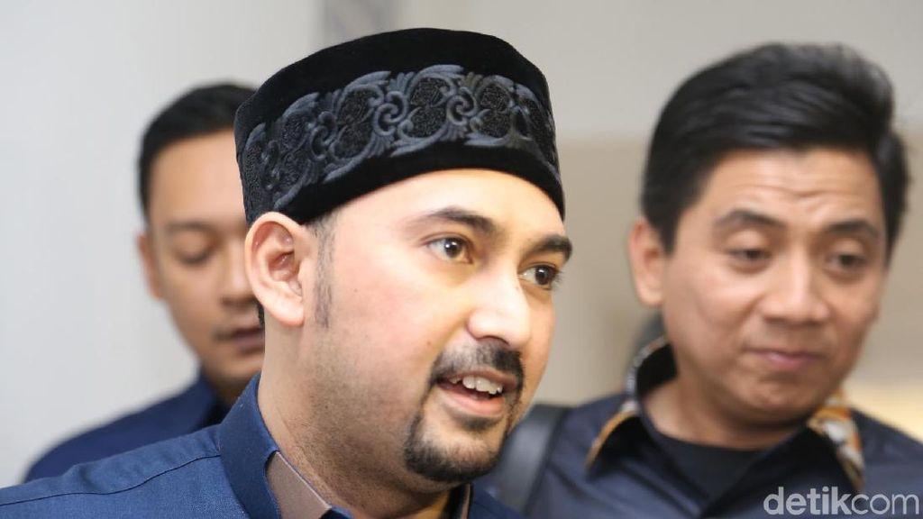 Al Habsyi Jalani Pemeriksaan Dugaan KDRT pada Putri Aisyah di Polda