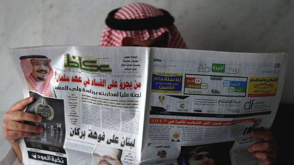 Gerakan Antikorupsi Arab Saudi, Siapa Bisa Menghadang Putra Mahkota?