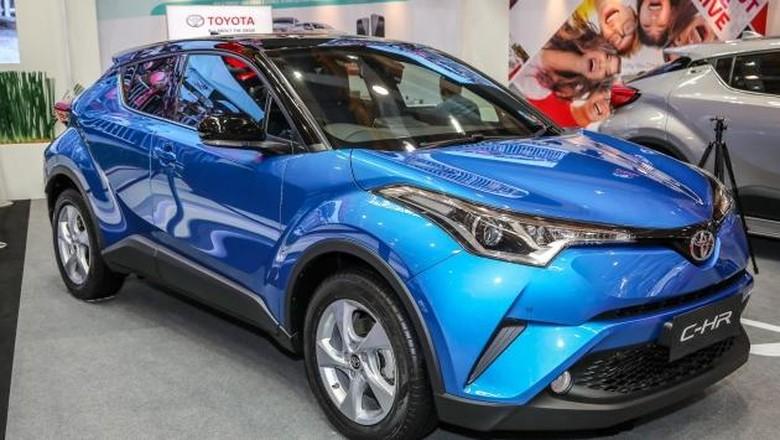 Ini Bocoran Spek Toyota C-HR untuk ASEAN?