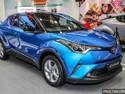 Toyota C-HR Kalah Saing dengan Honda HR-V di AS