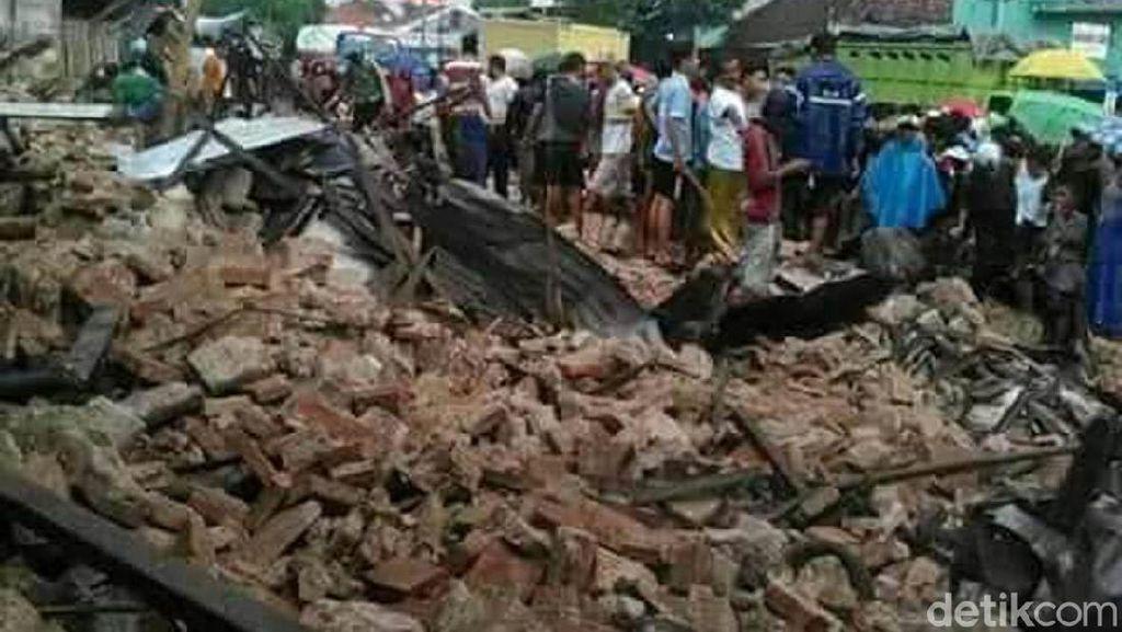Ini Daftar Korban Tembok Roboh di Kabupaten Tegal