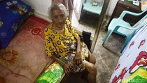 Kisah Pilu Nenek Nur yang Tinggal di Gubuk Sempit Jakarta