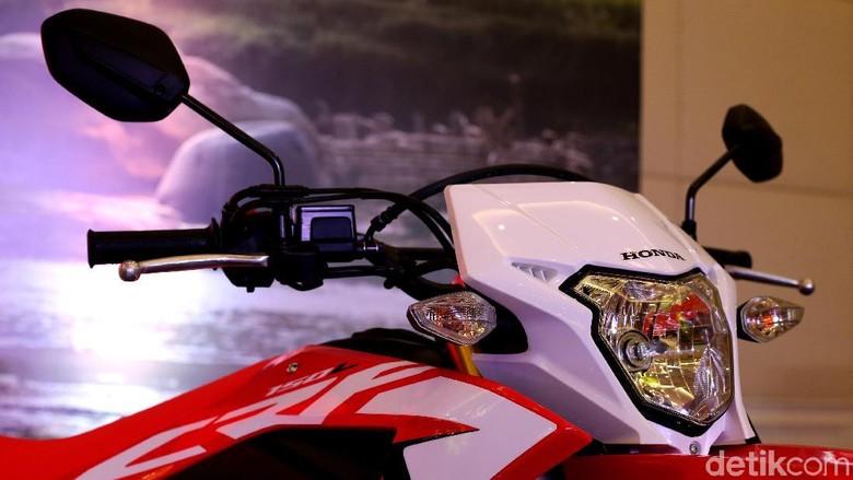 Apa Arti Huruf L di Honda CRF150L?