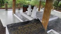 Jadi Pahlawan Nasional, Makam Laksamana Malahayati Bersolek