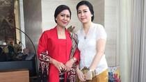 Akrabnya Istri Ahok-Istri Djarot di Pernikahan Putri Jokowi