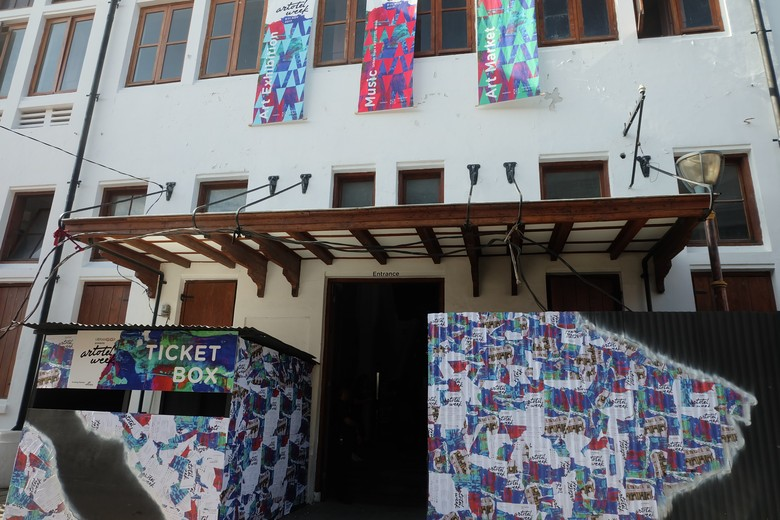 Berkonsep Residensi, Artotel Week Bebaskan Street Artist Berkarya